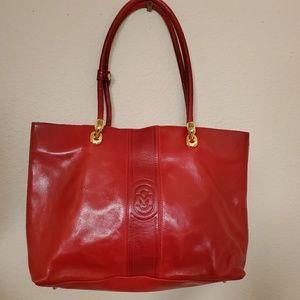 Marino Orlandi Red shoulder Bag